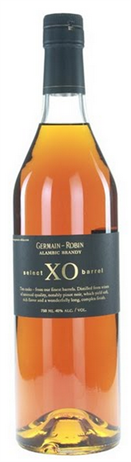 Germain-Robin Brandy Select Barrel XO